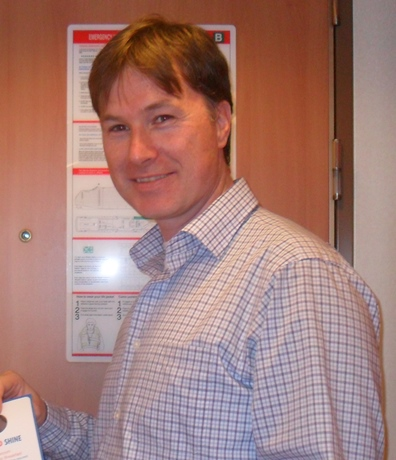 Ted MacKinnon, Vice President & Director and Chair of Communications Working Group